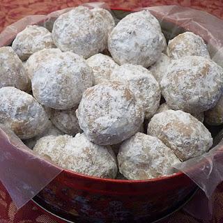 Southern Pecan Butterballs Recipe