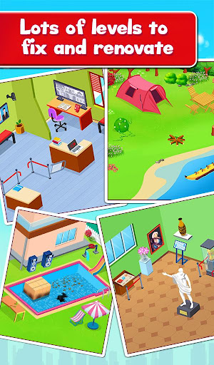 Fix It - Repair and Renovate Your Dream Home android2mod screenshots 3