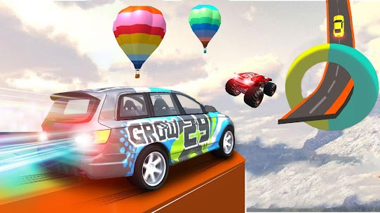 Ramp Car Stunt Races GT Car Impossible Stunts Game 1.0.51 Mod Android Updated 1