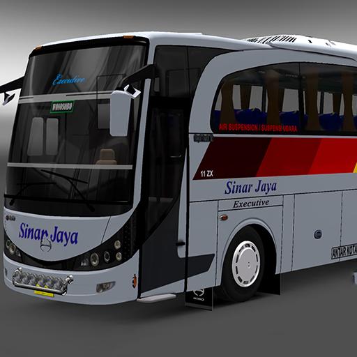 Livery XHD Sinar Jaya