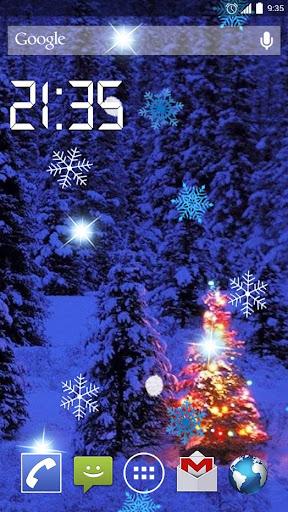 Winter Forest 4K Live Wallapp