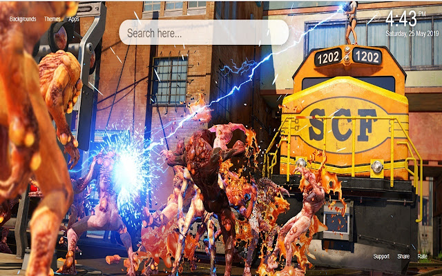 Sunset Overdrive Wallpapers&Themes