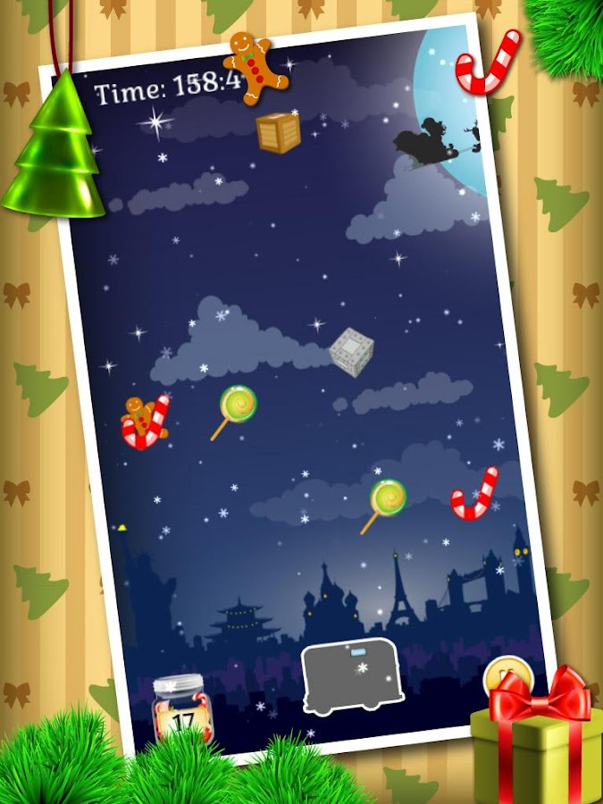 Christmas Toys Holiday Puzzle- screenshot