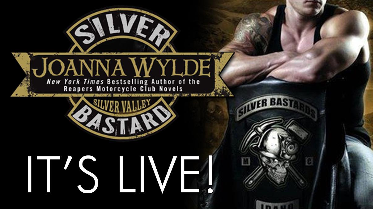 silver bastard it's live.jpg