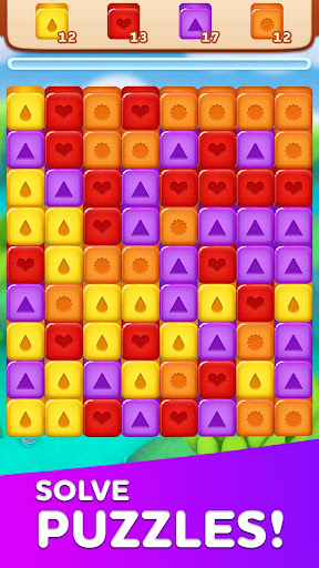 Pop Breaker: Blast all Cubes apktram screenshots 4