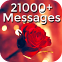 Best Wishes, Love Messages SMS icon