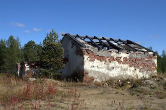 Photo: vanha suomalainen taloraunio