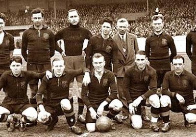 Saviez-vous que... la Belgique a disputé le tout premier match de l'histoire du Mondial?
