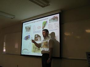 Photo: Robotics Seminar by Professor Kevin Lynch