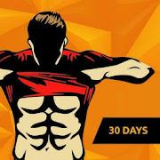 Тренировки для дома - пресс за 30 дней