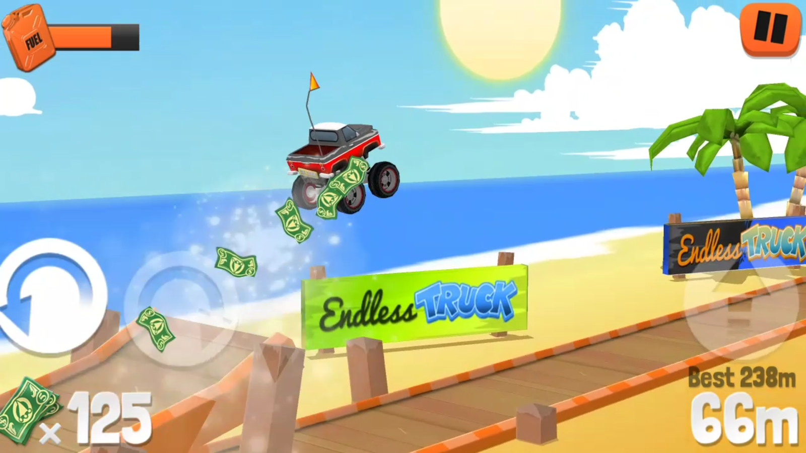 endless truck monster truck racing games free android apps on