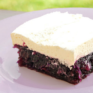Blueberry Jell-O Salad Recipe