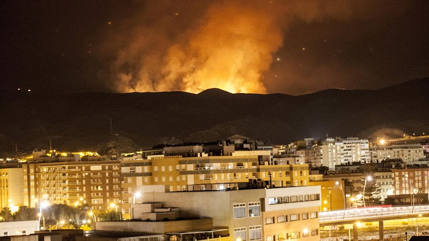 La juez condena a Endesa a pagar ocho millones por el incendio de Alhama