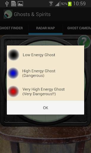 Ghosts screenshot 2