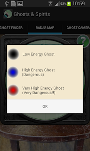 Ghosts Screenshot