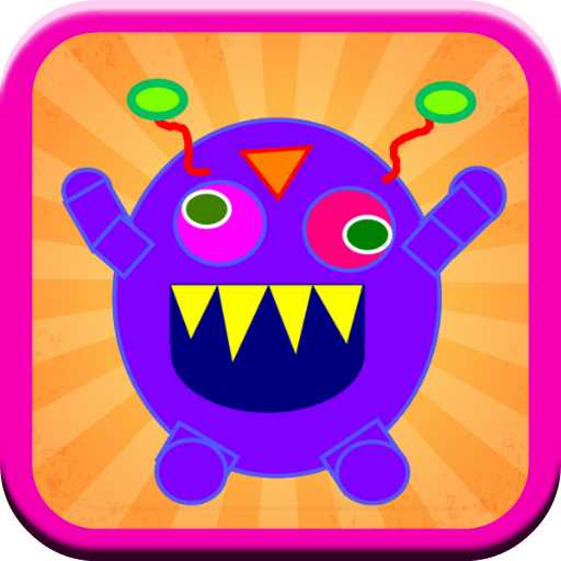 Monsters Game: Kids - FREE