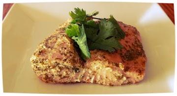 Cilantro Lime Salmon Recipe