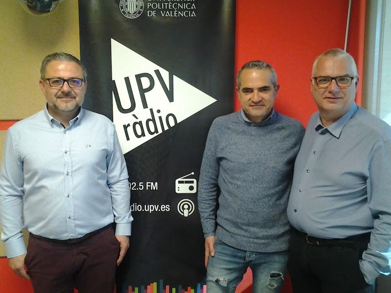 Hablemos de Fallas en UPV-RADIO. Programa nº 79. Entrevistas protagonistas Fallas 2019.