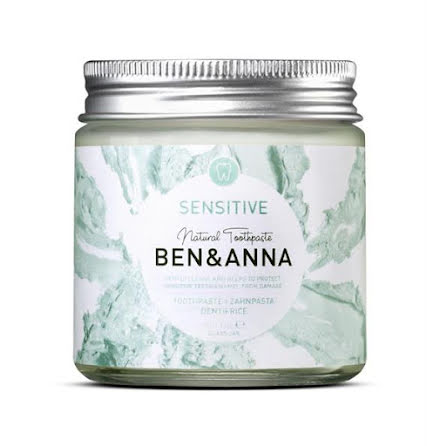 Ben & Anna naturlig tandkräm Sensitive 100 ml
