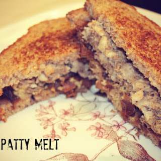 The Pioneer Woman's Patty Melt [Vegan, Gluten-Free]