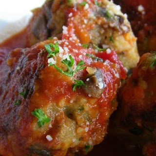 Chef John's Meatless Meatballs
