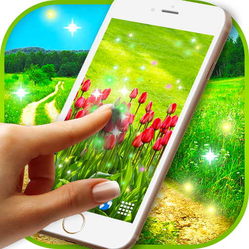 Green Live Wallpaper HQ (app)