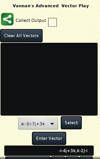Advanced Vannan Vector Play