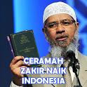 Ceramah Zakir Naik Indonesia icon