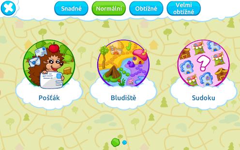 Logické hry pro děti 3+ zdarma - náhled