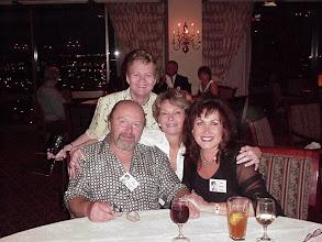 Photo: Ed Chilleen, Mary (Traud) Austin, Nancy (Friday) Pettus, Maria (Martin) Chilleen