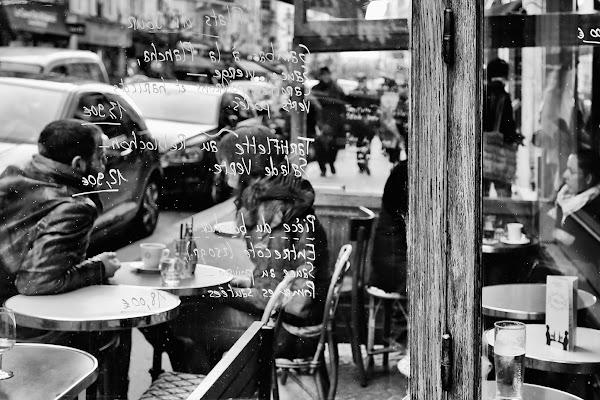 un caffè a Montmartre di Mario_Panteghini