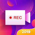 Screen Recorder With Audio And Facecam, Screenshot 1.0.9 (AdFree)