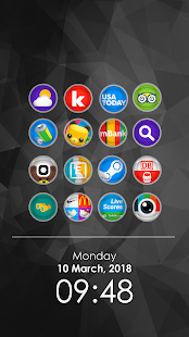 Elix - Icon Pack Screenshot