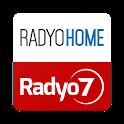 Radyo Home & Radyo 7 icon