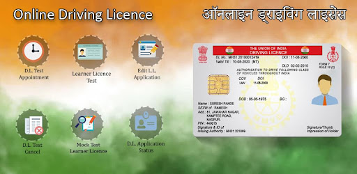 Online Driving License Services - Apps on Google Play