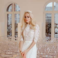Wedding photographer Irina Zakharkina (carol). Photo of 03.01.2018