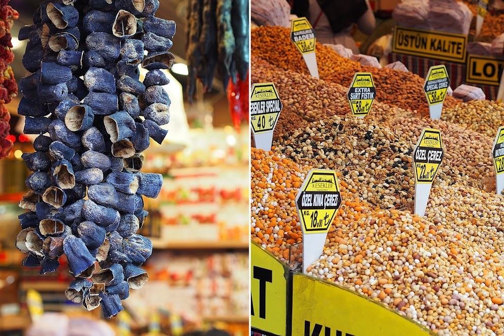 Стамбул — Историческая часть 3  ( Сулмание, Нуросмание, Гранд Базар, Египетский базар))