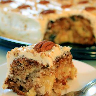 Tropical Parsnip Cake Recipe