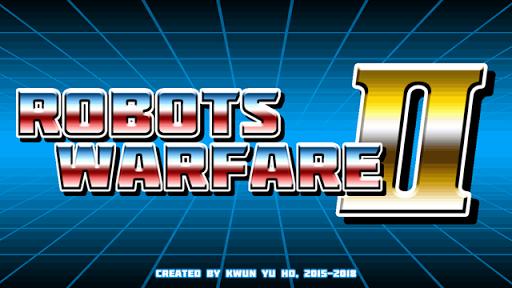 Robots Warfare II  screenshots 1