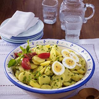 Herby Potato and Egg Salad
