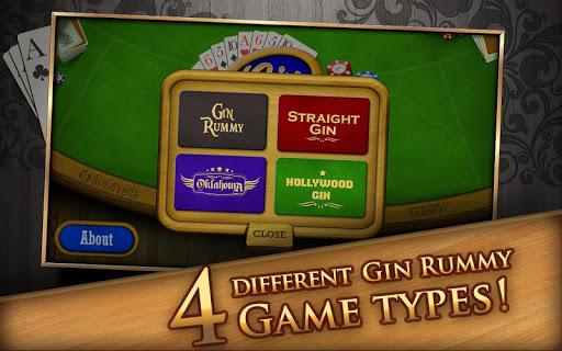 Gin Rummy  screenshots 3