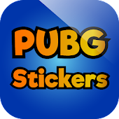 StickWA : Pub-G Stickers For Whatsapp