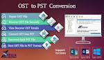 Outlook ost conversion software