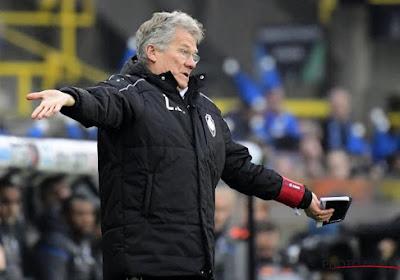La Pro League lance une procédure contre Lazlö Bölöni