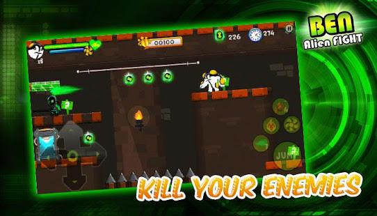 Game ? Ben Alien Fight: StampFire Attack APK for Windows Phone