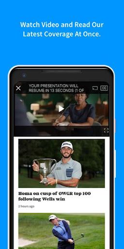 Golf Channel screenshots 3