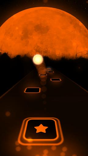 Más cerca: capturas de pantalla de The Chainsmokers Tiles Neon Jump 5