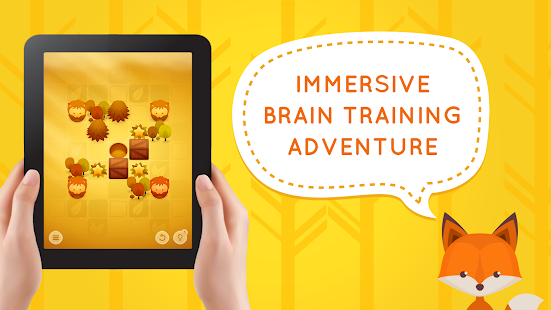 🦊 What, The Fox? - Brain Improvement Game- screenshot thumbnail