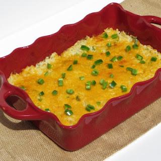 Cheesy Jalapeno Hashbrown Casserole