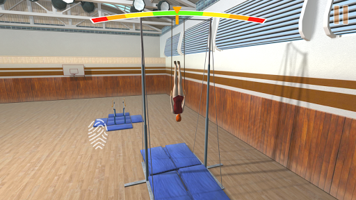 Gymnastics Training 3D